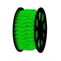 LED Lichtslang - Groen - 2,5W/m - IP44 - Ø13mm