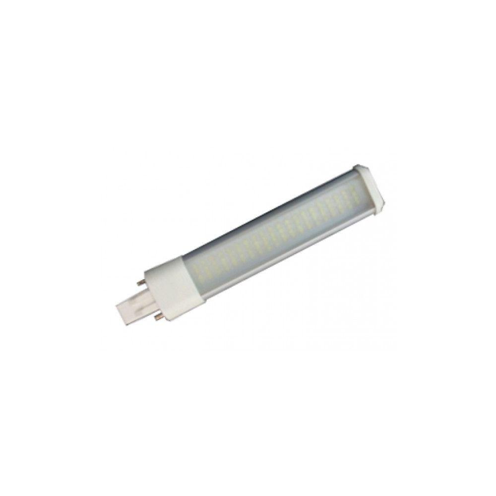 LED PL-s G23 8W - 3000K/4000K - 120° - 234mm