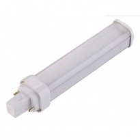 LED PLc G24d 11W - 3000K/4000K - 135° - 172mm - Matglas