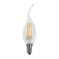 LED E14-Filament Chili-lamp - 4W - 2500K - 440Lm