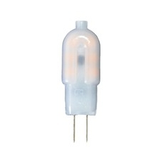 LED G4 - 1,2W - 3000K - 120Lm (halogeenvorm)