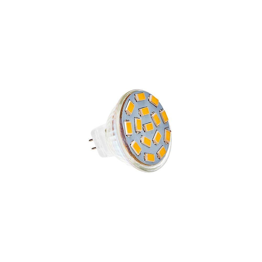 LED G4-MR11-spot - 3W - 3000K - 240Lm