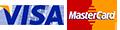 Creditcard (Visa/Mastercard)